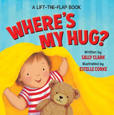 http://www.amazon.com/Wheres-Hug-Lift---Flap-Book/dp/0824919521/ref=sr_1_1?ie=UTF8&qid=1420150506&sr=8-1&keywords=where%27s+my+hug%3F